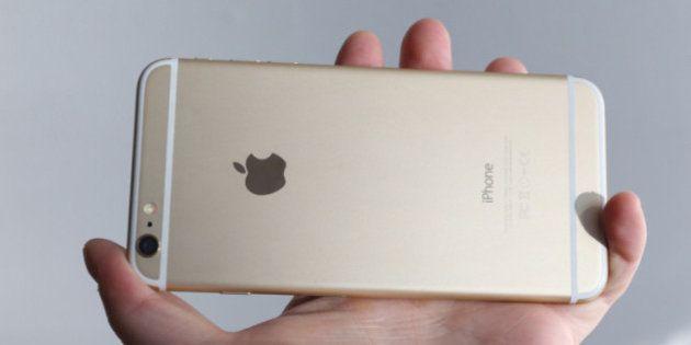 iPhoneを落としたときにネコのように空中で姿勢を変える特許、Appleが取得