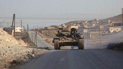 シリア停戦は維持されるのか。戦闘地で砲撃音止まる「突如、平穏になった」