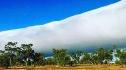 オーストラリアに超巨大な
