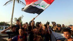 「モスルを解放」イラク首相が声明 ISの最大拠点