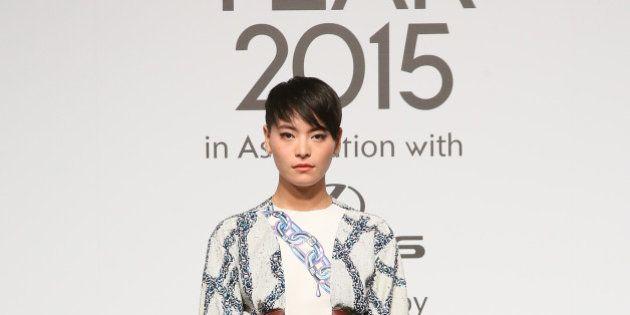 TOKYO, JAPAN - NOVEMBER 26: Dancer Koharu Sugawara attends the VOGUE JAPAN Women of the Year at the Meguro...