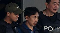 【金正男氏殺害】北朝鮮国籍の男を証拠不十分で釈放