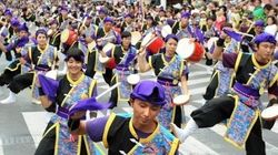 国際通り埋め尽くす「1万人のエイサー踊り隊」 沖縄・那覇で8月開催