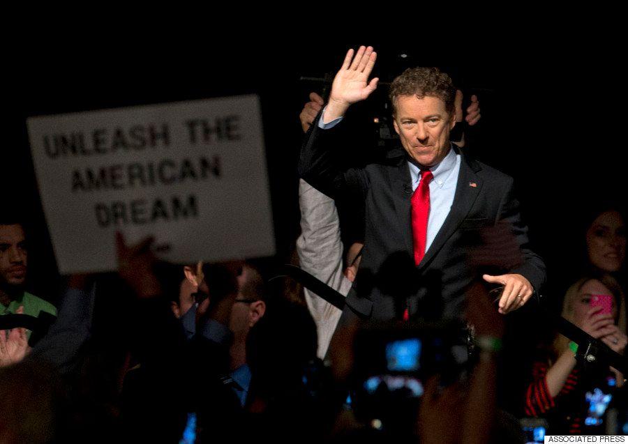 ランド・ポール氏がアメリカ大統領選に立候補表明 若者や保守系「ティーパーティー」に人気