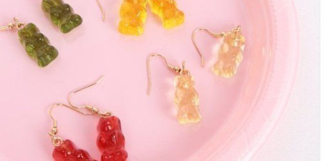 韓国の通販サイト、本物の「HARIBO」グミでできたイヤリングを販売⇒顧客に謝罪することに