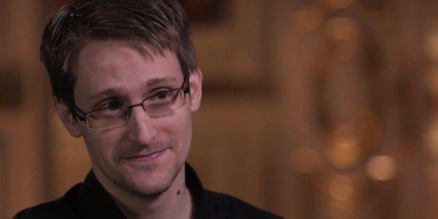 エドワード・スノーデン氏「政府はあなたの(ピー)写真をゲットできます。説明しましょう」