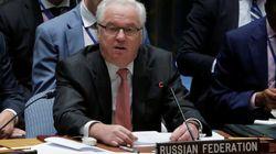 ロシアのチュルキン国連大使が急死、ニューヨークで執務中に 翌日に誕生日控える