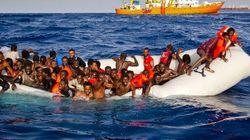難民乗せた密航船、地中海で沈没 500人死亡か