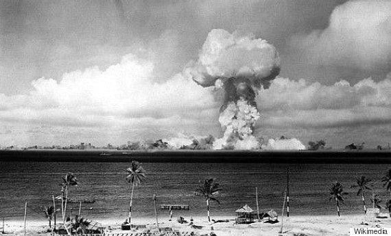 【ビキニの日】米軍の原爆実験から「ビキニの水着」が命名されて71年