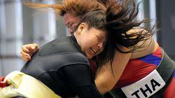 「女人禁制なぜ?」の声も。女性相撲の国際大会が大阪・堺で開催