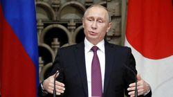 プーチン大統領が