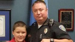 虐待事件を担当した警察官、被害者の男の子の里親になる「誰もが見習うべきお手本だ」