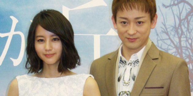 堀北真希、第1子を出産 香取慎吾が生放送中に明かす「おめでとう」