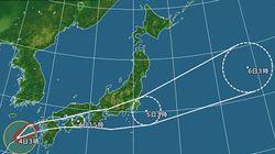 台風3号、長崎県の一部が強風域に 今後の進路は?