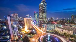 『タクシードライバー日誌』―トランプに翻弄されるインドネシア(113)