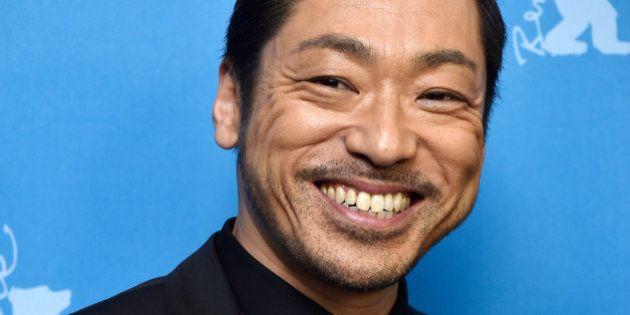 BERLIN, GERMANY - FEBRUARY 13: Actor Teruyuki Kagawa attends the 'Creepy' photo call during the 66th...