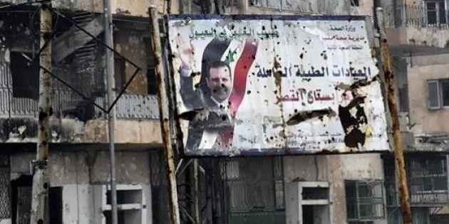 アサド大統領は、アレッポで住民を虐殺しながらトランプ氏と友好関係を深めようとしている