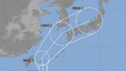 台風3号が発生、進路予想は?