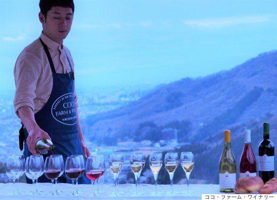長時間労働から転身。自然に励まされ、障害者が造ったワインをグラスに注ぐソムリエ
