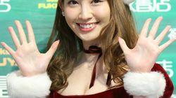 サンタになった女神たち 綾瀬はるか、小嶋陽菜...画像で紹介