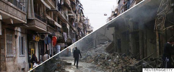 シリアのアサド大統領「アレッポの『解放』は歴史的瞬間だ」