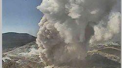 霧島連山の硫黄山が噴火 警戒レベル3に引き上げ 気象庁が発表