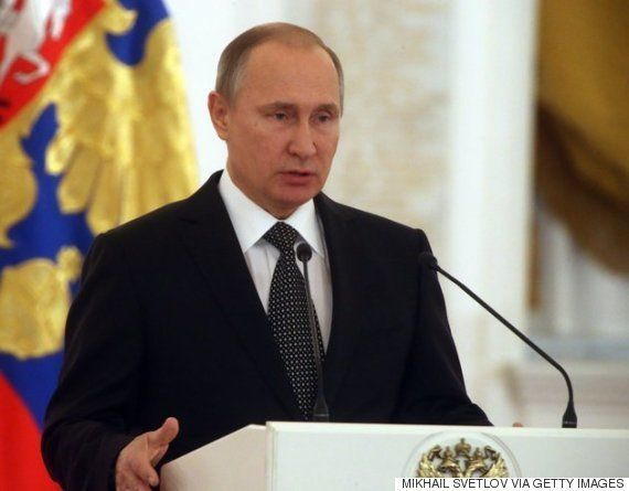 「ロシアのサイバー攻撃、プーチン氏が直接指示」NBCニュースが報じる