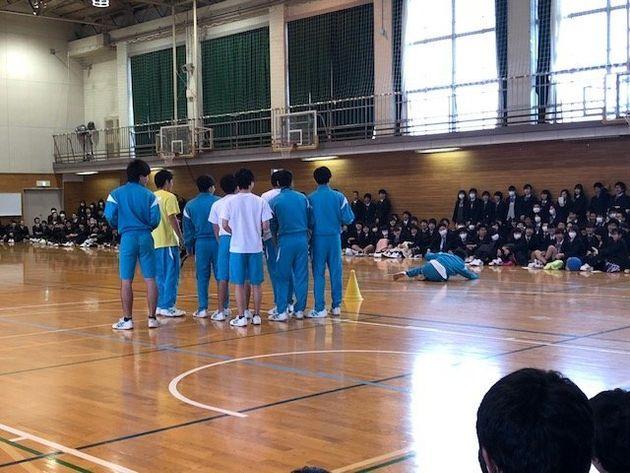2020年東京パラリンピックまであと2年!ゴールボール選手山口さんの授業に行ってみた