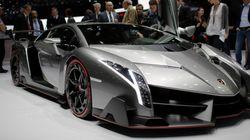 【ランボルギーニ・ヴェネーノ】世界に3台だけのスーパーカー、驚異的な値段に