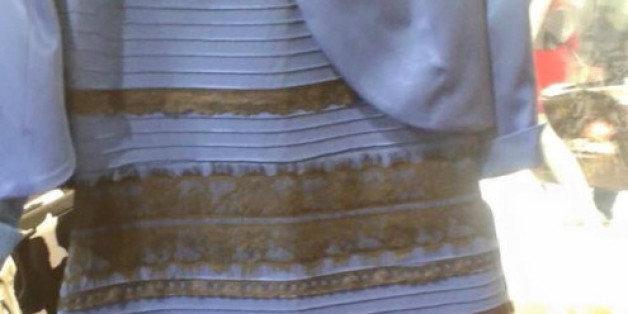まだドレスで混乱してるの? 青と黒とか白と金とか吹っ飛ぶ7つの