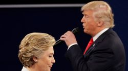 【アメリカ大統領選】トランプ氏とクリントン氏、2回目の討論会(テキスト中継)