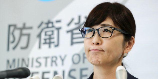 稲田朋美防衛相が「自衛隊としてお願い」撤回、陳謝も辞任否定