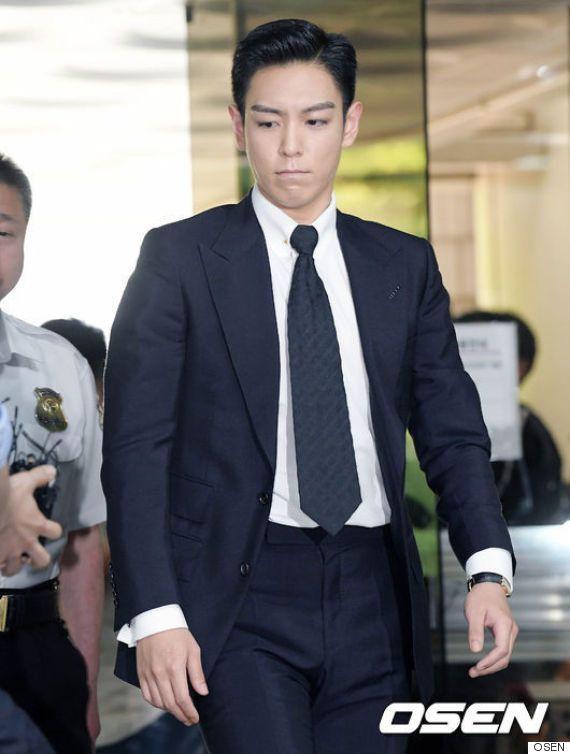 BIGBANGのT.O.P被告