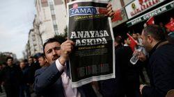 トルコ、大手新聞社を政府管理下に 言論弾圧にEUが沈黙する理由とは
