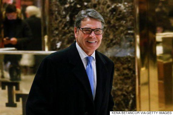 リック・ペリー氏前テキサス州知事、エネルギー省長官に。かつてトランプ氏を「保守主義のがん」と批判
