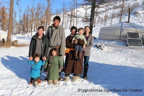 遊牧民の生活脅かす「ゾド」~エルニーニョ現象がモンゴルに与える影響