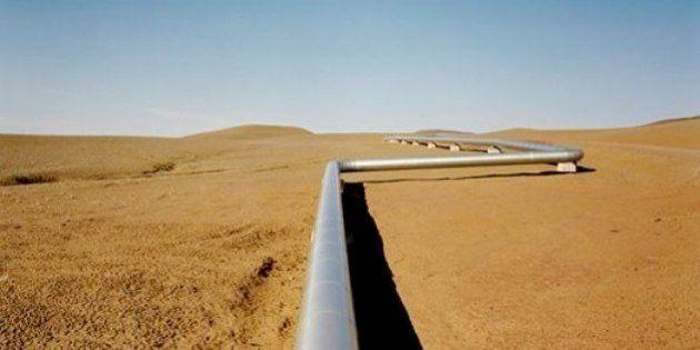 ノースダコタ州の石油パイプラインから66万リットルの原油が流出 環境への影響は不明