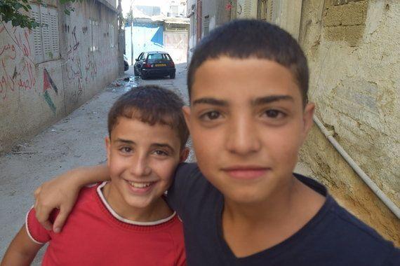 忘れられし難民たち~パレスチナ難民キャンプを訪れて~