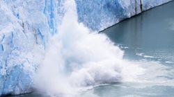 世界最大の棚氷に大崩壊の危機 5m海面上昇の可能性も