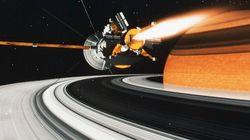 土星の衛星の氷の噴煙を調査