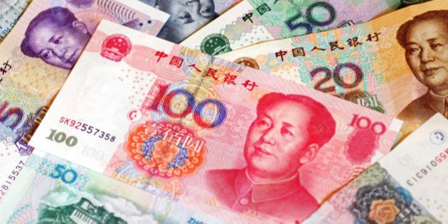 Renminbi is China's currency and one of most important currencies in