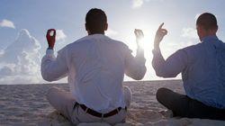 集中、冷静な判断、チームワーク... トップアスリートが瞑想をする5つの理由