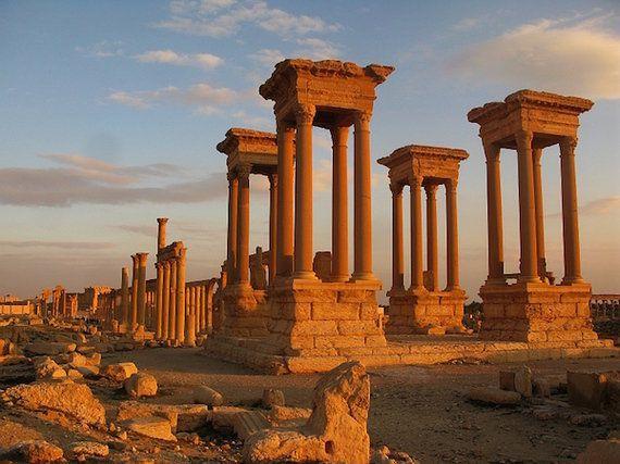 私が住んでいた内戦前のシリアは、本当に美しい国だった