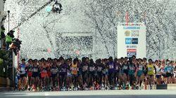東京マラソン、あの有名人のタイムは? オリラジ藤森さん、ホリエモンなどナイスラン
