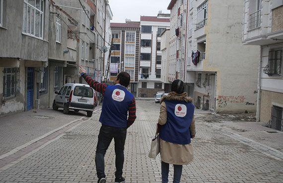 シリア難民支援:都市難民を支える~イスタンブールから~