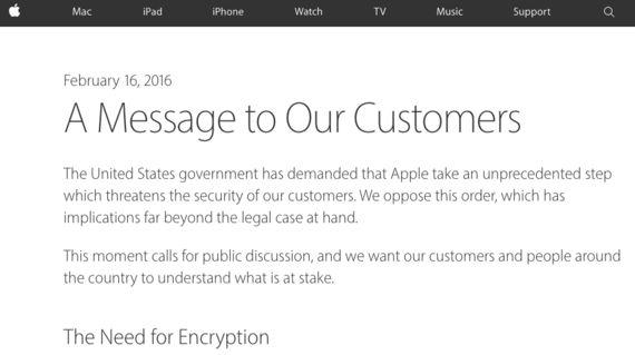 アップルとFBI:アイフォーン「バックドア」問題はスノーデン事件から続くせめぎ合い
