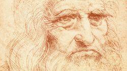 謎の絵の作者はレオナルド・ダ・ヴィンチだった