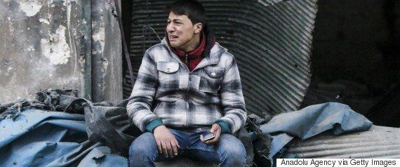 戦慄の写真が物語る、シリア・アレッポの荒廃と破壊(ビフォーアフター)