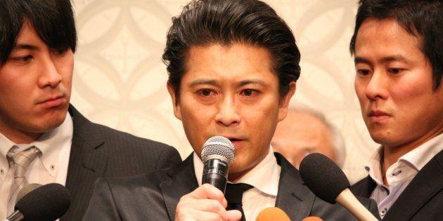 山口達也メンバー、被害者の女子高生の親のコメントに号泣