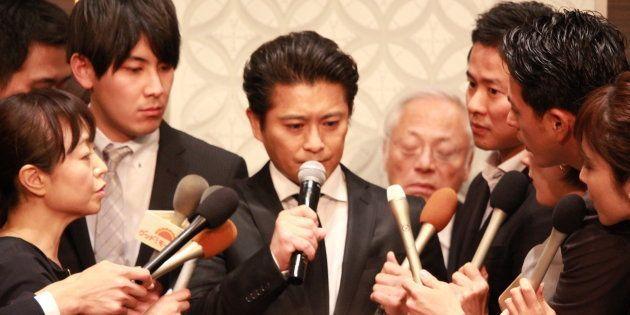 山口達也さん「他のメンバーにはまだ会えてない」